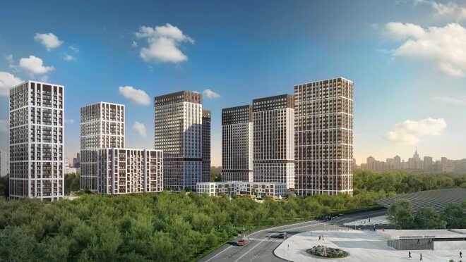 ЖК «Вестердам» — новый проект в ЗАО Квартиры у метро от 7,9 млн рублей